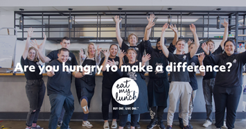 Watch: Eat My Lunch are hiring image