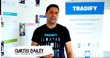 Watch: Tradify - why join us? image