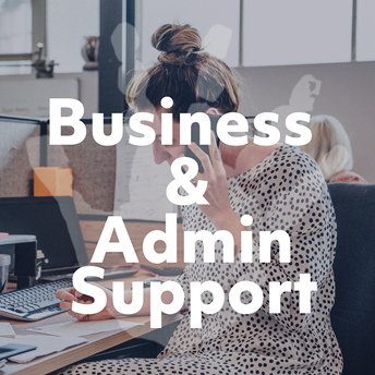 Business & Admin Support - Market Update 2021 image