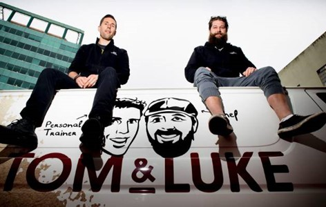 Matt Donn - CEO, Tom and Luke image
