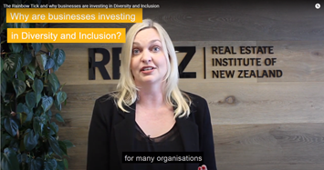 Watch: Lisa Gerrard, GM at REINZ - The Rainbow Tick is part of our strategy image