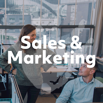Market Update Q2 2020 - Sales & Marketing image