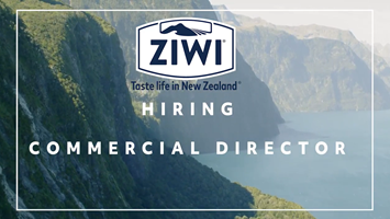 Watch: Ziwi are hiring image