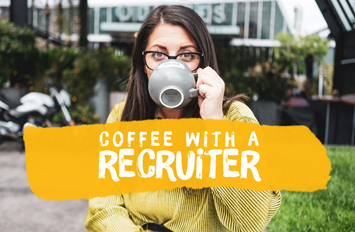 Watch: Coffee with a Recruiter - Emma image