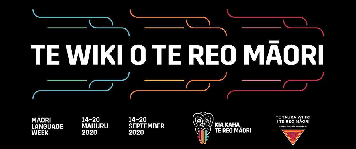 Te Wiki o Te Reo Māori! Celebrating Māori Language Week image