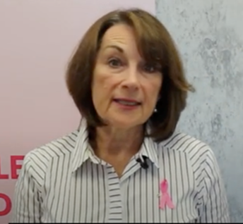 Watch: Breast Cancer Foundation's Van Henderson - why do you come to work each day? image